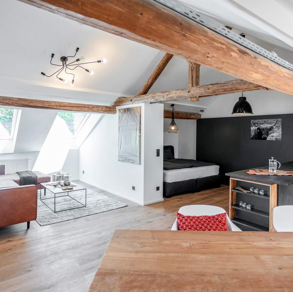 Studio-Loft-Küchenzeile-Saarschleife