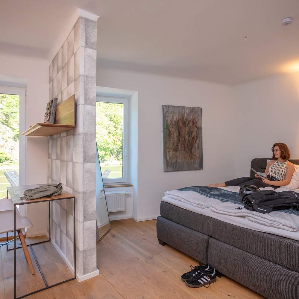 Panorama-Suite-Doppelzimmer-Saarschleife